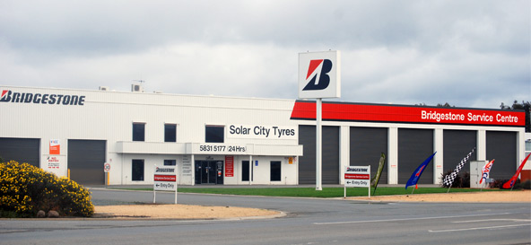 Solar City Tyres - Bridgestone Shepparton - New and used tyres for sale